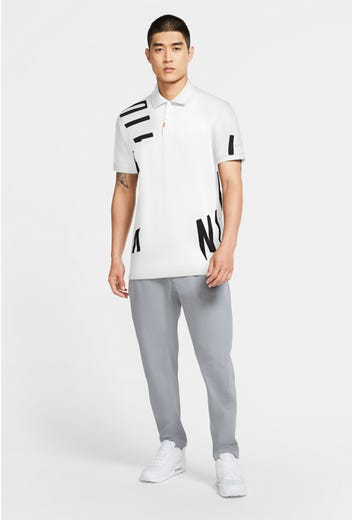 Nike Golf - Hacked Logo Slim Fit Polo - Campaign Look 2020