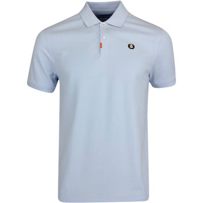 Nike Golf Shirt - The Rors Polo Slim - Hydrogen Blue NRG 2021