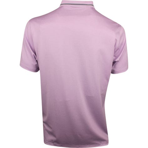 Nike Golf Shirt - Vapor Control Stripe - Lilac Mist SS19