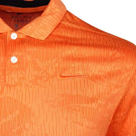 Nike Golf Shirt - NK Dry Vapor Camo Jacquard - Starfish SS20