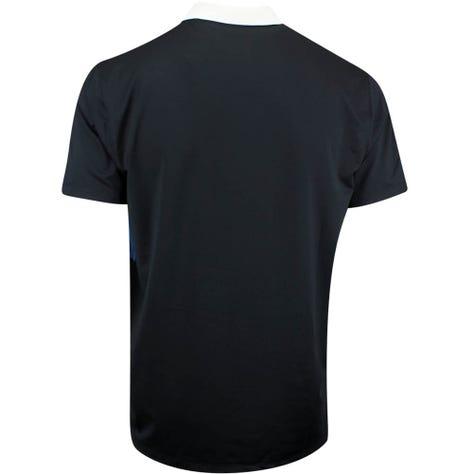 Nike Golf Shirt - Vapor Colour Block - Photo Blue AW19