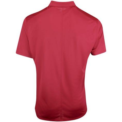 Nike Golf Shirt - NK Dry Victory Colour Block - Sierra Red SS20