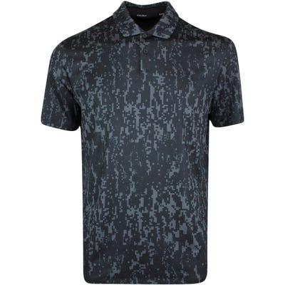 Nike Golf Shirt - NK Dry Vapor Digital - Black SU21