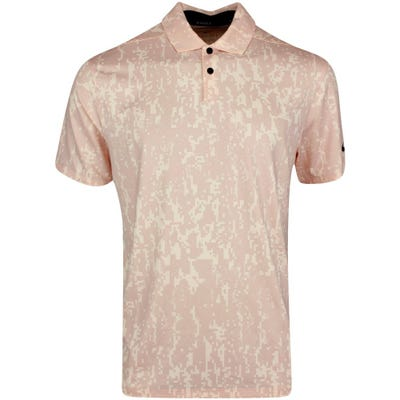 Nike Golf Shirt - NK Dry Vapor Digital - Arctic Orange SU21