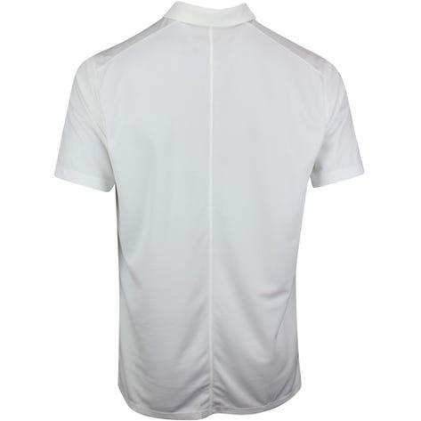 Nike Golf Shirt - NK Dry Graphic - White FA20