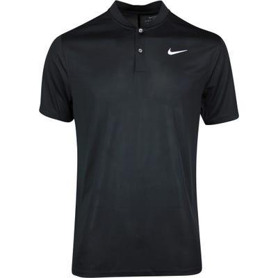 Nike Golf Shirt - NK Dry Victory Blade - Black SP21