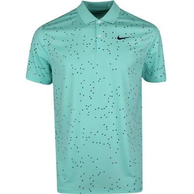 Nike Golf Shirt - NK Dry Victory Print - Tropical Twist SU21