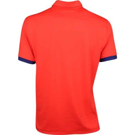 Nike Golf Shirt - Vapor Solid - Habanero Red AW19