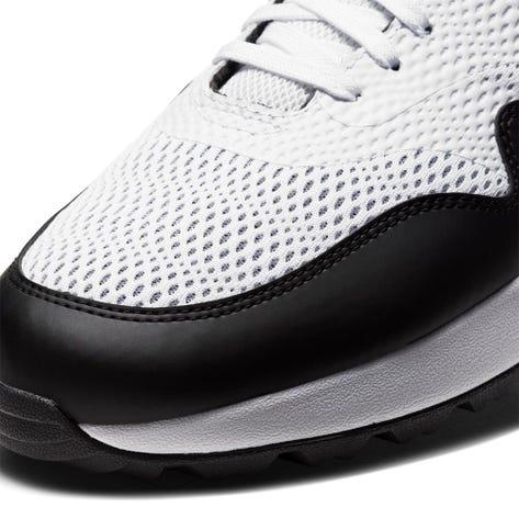 Nike Golf Shoes - Air Max 1 G Mesh - White - Black 2020