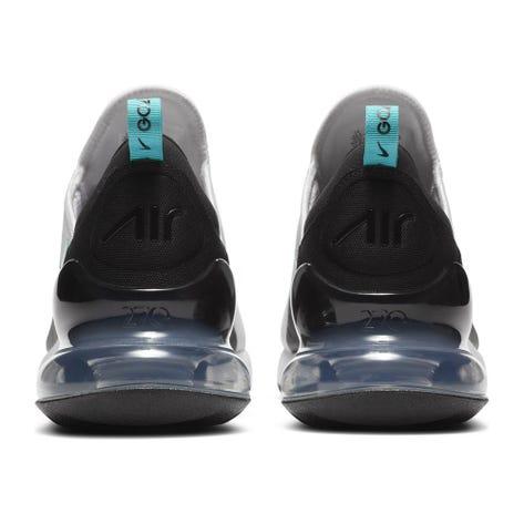 Nike Golf Shoes - Air Max 270 G - White - Black 2020