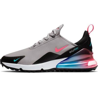 Nike Golf Shoes - Air Max 270 G - Atmosphere Grey 2021