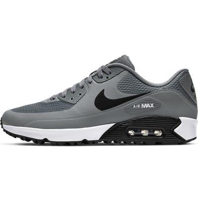 Nike Golf Shoes - Air Max 90 G - Smoke Grey 2021