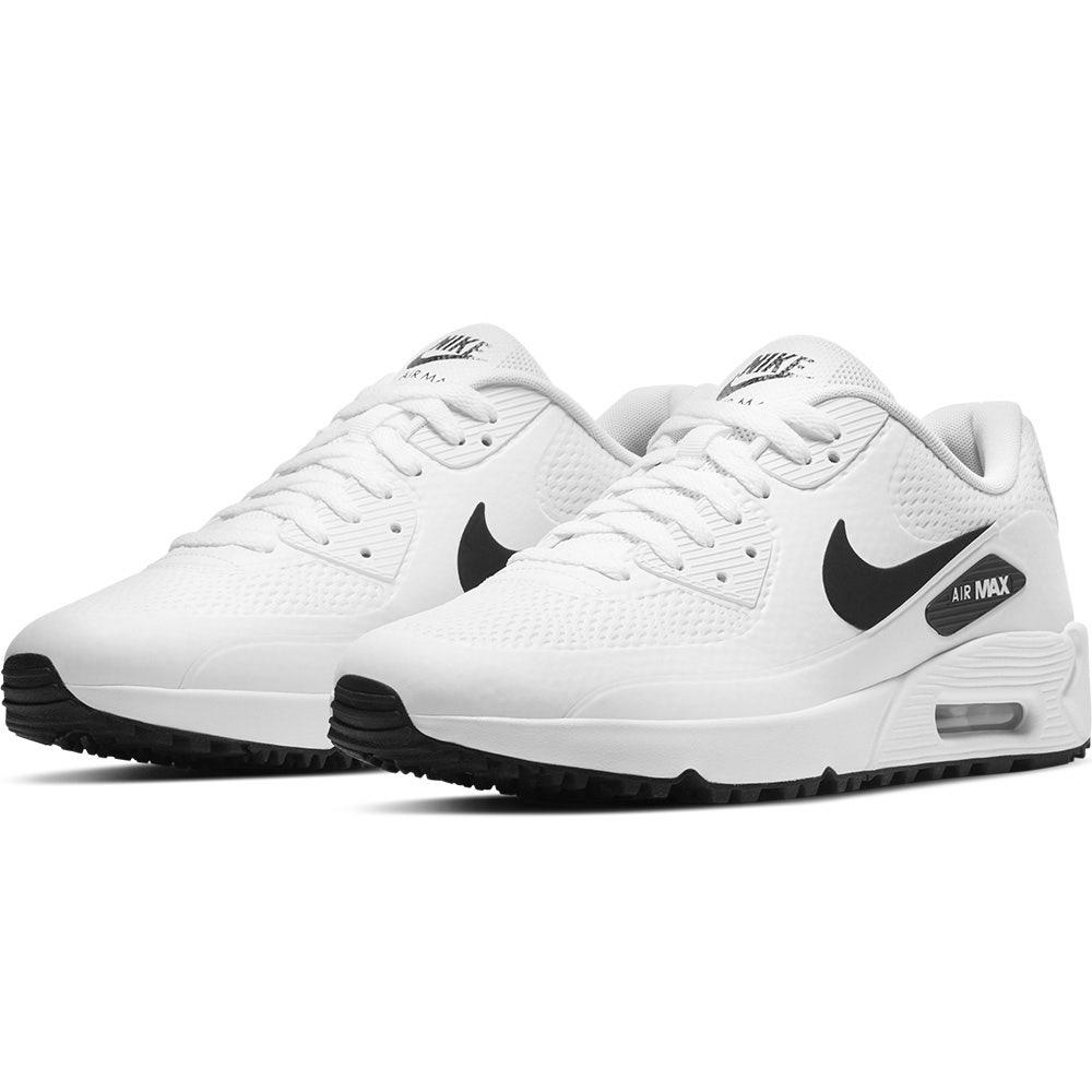 Nike Golf Shoes - Air Max 90 G - White 2021