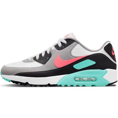 Nike Golf Shoes - Air Max 90 G - Hot Punch 2021