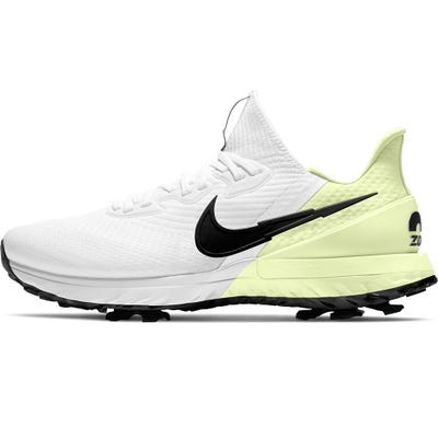 Nike Golf Shoes - Air Zoom Infinity Tour - White - Barely Volt 2021