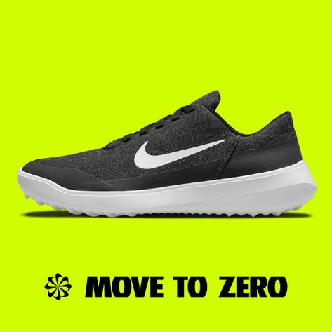 Nike Golf Shoes - Victory G Lite - Black 2021
