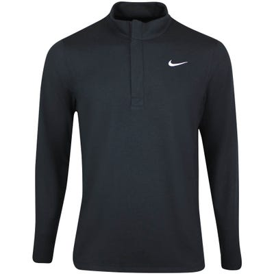 Nike Golf Pullover - NK Dry Victory HZ - Black SP21