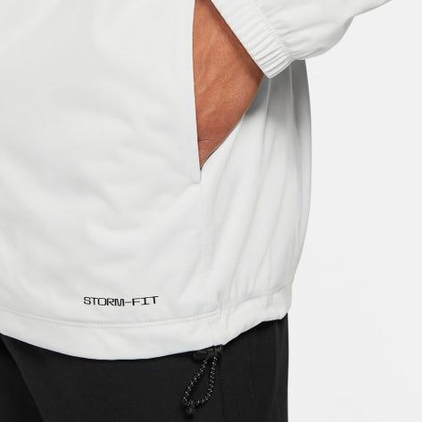 Nike Golf Jacket - Storm Fit Victory FZ - Photon Dust FA21