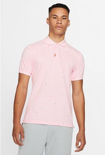 Nike Golf - Space Dot Slim Fit Polo Shirt - Spring 2021