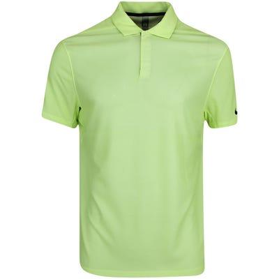Nike Golf Shirt - TW Traditional ADV Polo - Lemon Twist FA21