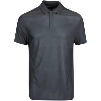 Nike Golf Shirt - TW Traditional ADV Polo - Dark Smoke FA21