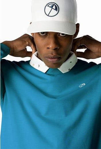 PUMA Golf - AP Umbrella Crew Neck Sweater - Campaign 2021