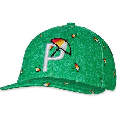 PUMA Golf Cap - Arnold Palmer Lemons P 110 - Bright Green SS21