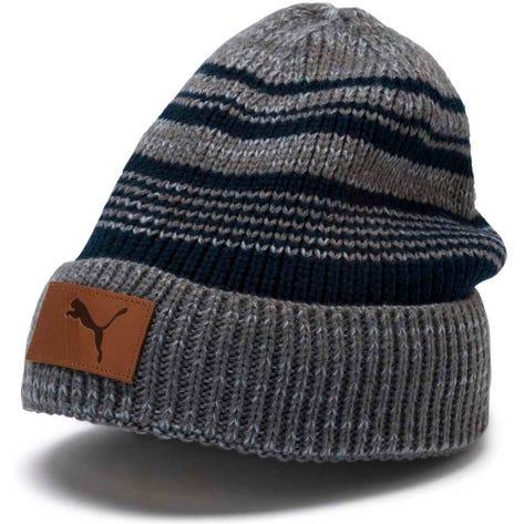 PUMA Golf Hat - Habit Beanie - Quarry AW19