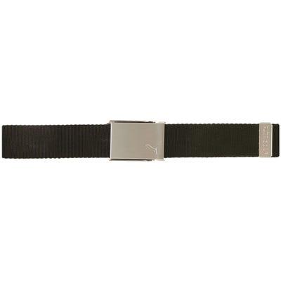 PUMA Golf Belt - Reversible Web - Black SS21