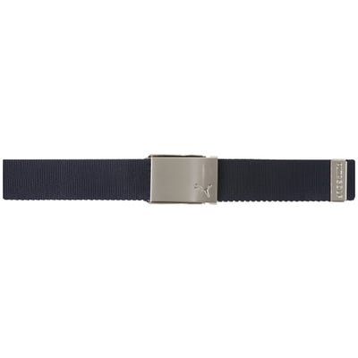 PUMA Golf Belt - Reversible Web - Navy Blazer SS21