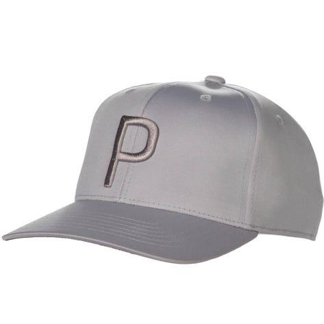 PUMA Golf Cap - P 110 Snapback - Quarry SS19