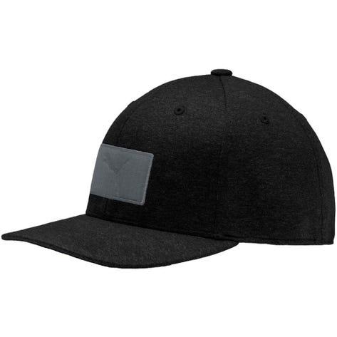 PUMA Golf Cap - Patch 110 Snapback - Black SS19