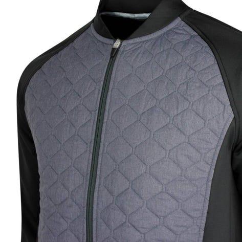 PUMA Golf Jacket - Primaloft Stealth - Black AW20
