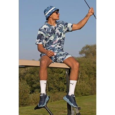 PUMA Golf - Matching Botanical Polo Shirt & Shorts Combo - SB2K21
