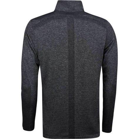 PUMA Golf Pullover - Evoknit QZ - Black SS19