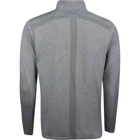 PUMA Golf Pullover - Evoknit QZ - Quarry SS19
