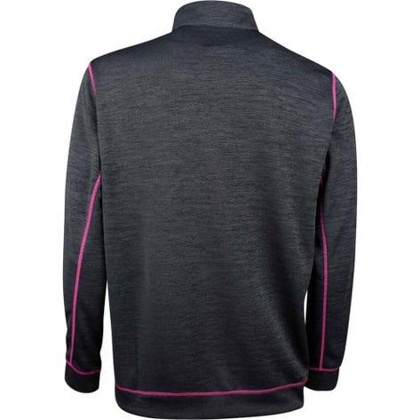 PUMA Golf Pullover - Go Low QZ - Black Heather SS19