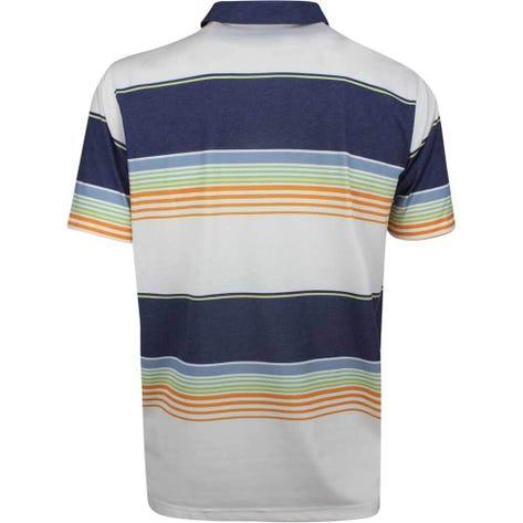 PUMA Golf Shirt - Play Loose Pipeline Polo - Peacoat LE SS19