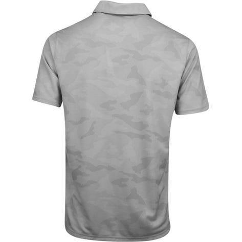 PUMA Golf Shirt - Alterknit Camo - Quarry AW19