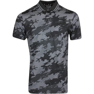 PUMA Golf Shirt - X Camouflage Polo - Black LE AW21