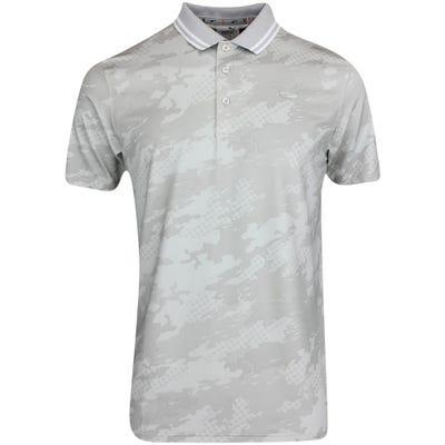 PUMA Golf Shirt - X Camouflage Polo - High Rise LE AW21