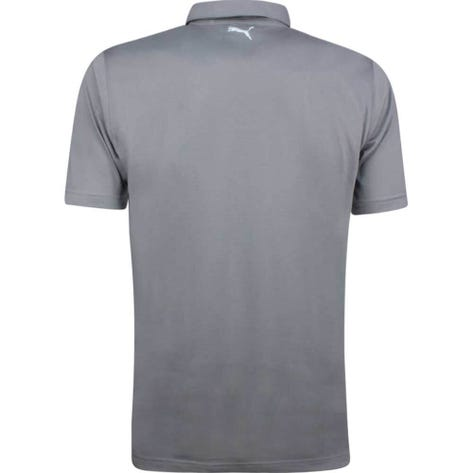 PUMA Golf Shirt - Faraday - Quiet Shade SS19