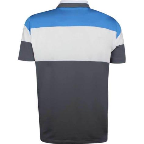 PUMA Golf Shirt - Nineties - Azure Blue SS19