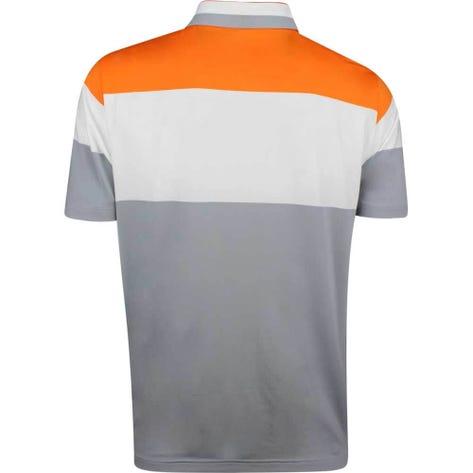 PUMA Golf Shirt - Nineties - Vibrant Orange SS19