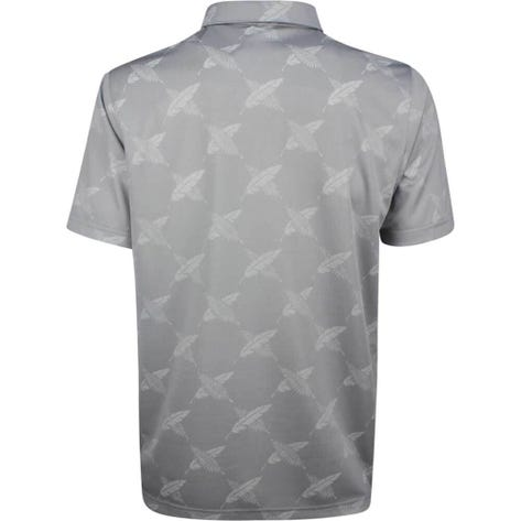 PUMA Golf Shirt - Alterknit Palms - Quarry LE SS19