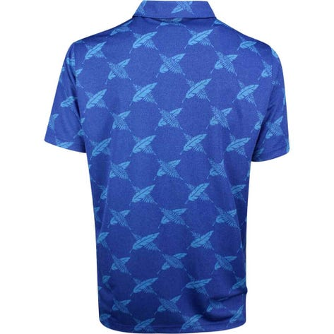 PUMA Golf Shirt - Alterknit Palms - Surf the Web LE SS19