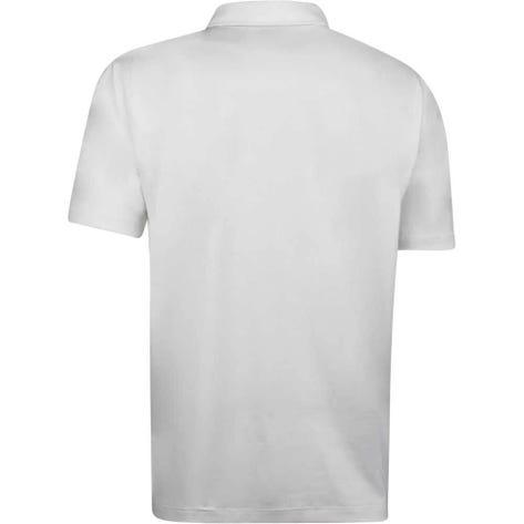 PUMA Golf Shirt - Spotlight - White - Black SS19