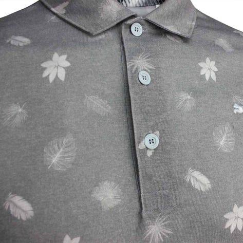 PUMA Golf Shirt - Verdant - Quiet Shade LE SS19