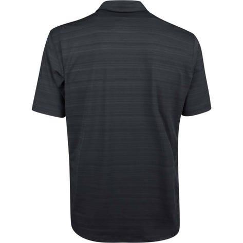 PUMA Golf Shirt - Breezer Button Up - Black LE SS19