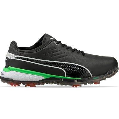 PUMA Golf Shoes - PRO ADAPT Delta X - Black - Irish Green LE SS21